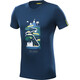 Mavic Haute Route Tee Men Poseidon